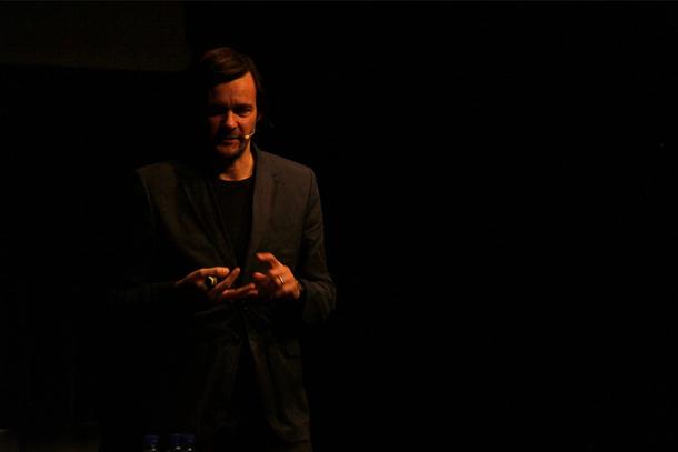 David Carlson keynote presentation