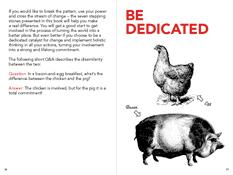 Be dedicated